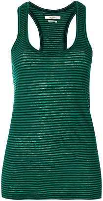 Etoile Isabel Marant striped tank top
