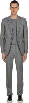 Ermenegildo Zegna Techmerino Wash'n Go Suit