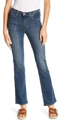 """Levi's Slimming Bootcut Jeans - 32\"""" Inseam"""