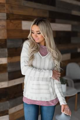 Beachfront Sweater - Oatmeal