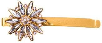 Versace V-floral garden hair pin