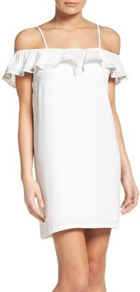Women's Greylin Simi Off The Shoulder Dress $144 thestylecure.com