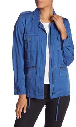 Velvet by Graham & Spencer Lily Aldridge for Army Jacket