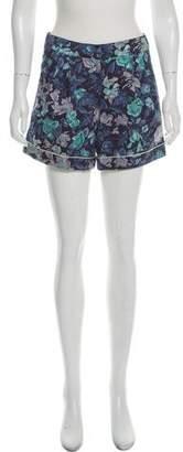 Burberry Mid-Rise Mini Shorts w/ Tags