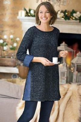 Soft Surroundings Bexley Pullover