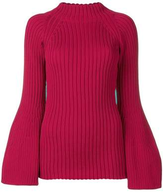 Sonia Rykiel ribbed knit jumper