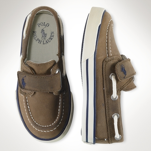 Coast Leather Boat Shoe