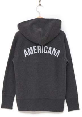 Americana (アメリカーナ) - Americana Hood Zip Sweat