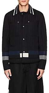 Craig Green Men's Insulated Work Jacket - Black