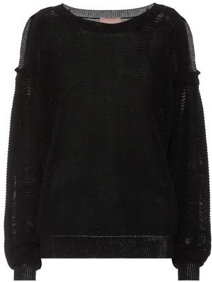 81 Hours 81hours Fabienne cotton-blend sweater