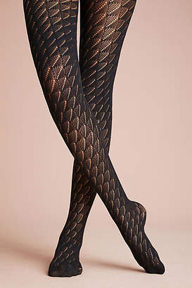Hansel from Basel Open Weave Tights