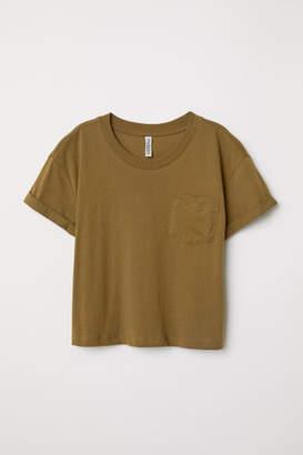H&M Short T-shirt - Green