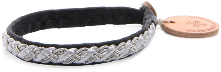 MARIA RUDMAN - Medium embellished bracelet