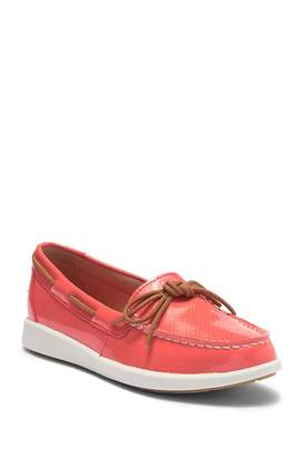 Sperry Oasis Canal Leather Boat Shoe