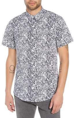 The Rail Paisley Print Woven Shirt