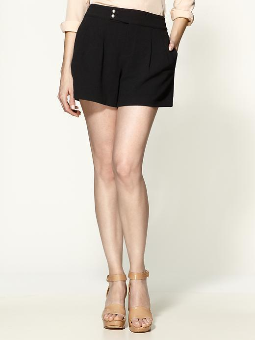 C.Luce Pleated Short
