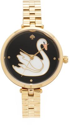 Kate Spade New York Swan Watch $250 thestylecure.com