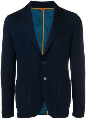 Missoni classic fitted blazer