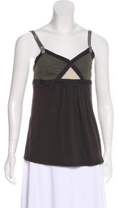 VPL Sleeveless V-Neck Top w/ Tags
