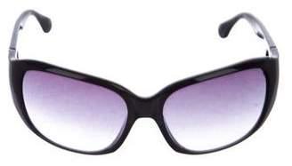 MICHAEL Michael Kors Gradient Rectangular Sunglasses