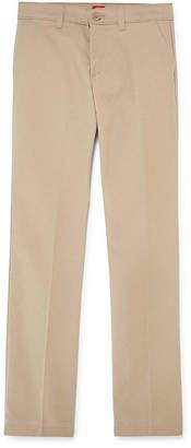 Dickies Slim Fit Flat-Front Twill Pants - Girls 7-16