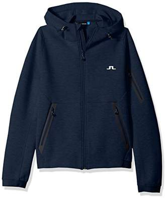 J. Lindeberg Men's Athletic Tech Hoodie