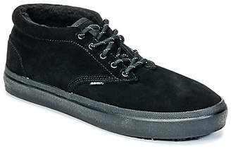 Element PRESTON men's Shoes (High-top Trainers) in Black