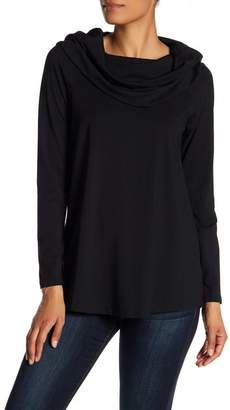 Joseph A Marilyn Long Sleeve Knit Top