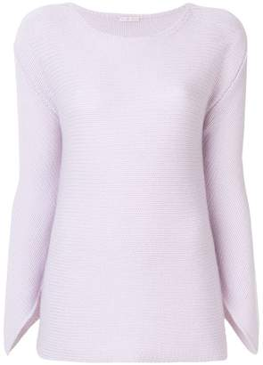 Asolo Borgo cashmere fitted sweater