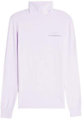 Raf Simons Printed Turtleneck Pullover