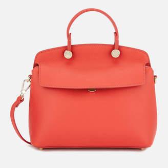 Furla Women's My Piper Small Top Handle Bag - Orange