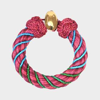 Aurelie Bidermann Maya 10 Mm Bracelet
