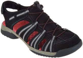 Clarks Adjustable Fisherman Sandals - Tuvia Madee