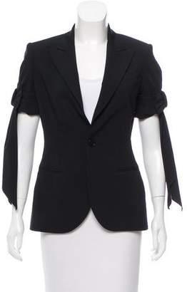 Jean Paul Gaultier Tailored Wool Blazer