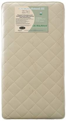 L.A. Baby Natural III Crib Mattress with Natural Coconut Fiber