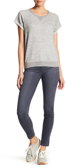 Black Orchid Black Orchid Jude Mid Rise Super Skinny Jean