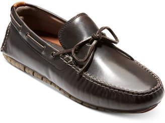 Cole Haan Men's Zerogrand Moc Leather Drivers Men's Shoes