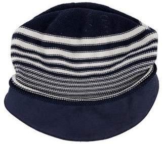 Sonia Rykiel Striped Knit Hat