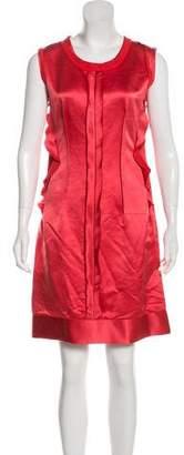 Lanvin Sleeveless Knee-Length Dress w/ Tags