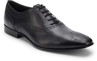 Roberto Cavalli Men's Leather Brogue Derby Shoes