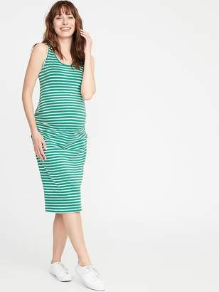 Old Navy Maternity Bodycon Tank Dress