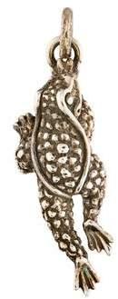 Kieselstein-Cord Toad Pendant