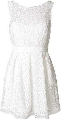 Piccione Piccione Piccione.Piccione flared dress