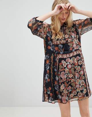 d.RA Tracey Floral Printshift Dress