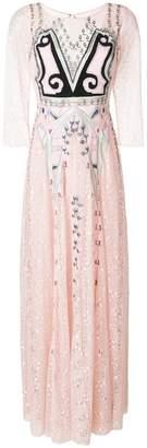 Temperley London Lumiere maxi dress