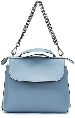 M·A·C Mara Mac leather chain strap purse