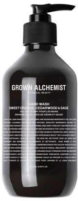LG Electronics Grown Alchemist Hand Wash Sweet Orange/Cedarwood/Sage, 16.9 oz./ 500 mL