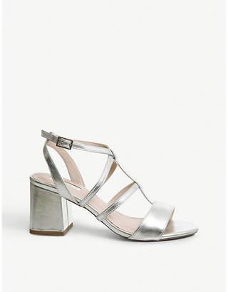 Office Monarch faux-leather sandals