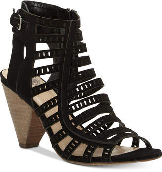 Vince Camuto Evalina Cone-Heel Dress Sandals, Women Shoes
