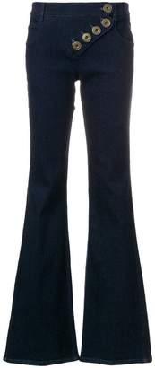 Chloé flared jeans